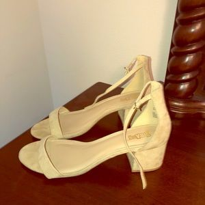 Brash size 12 open toed dress sandal